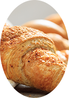 Croissant Oval